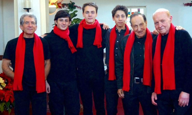 MMM_red scarves_2014